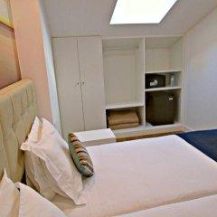 Апартаменты Lisbon City Apartments & Suites сейф в номере