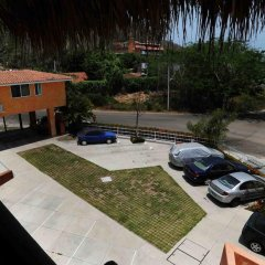 Отель La Ceiba del Mar парковка