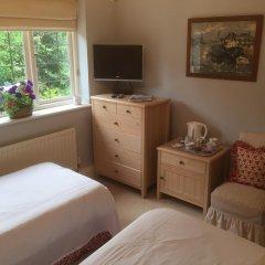 Отель Tirol House Великобритания, Пулборо - отзывы, цены и фото номеров - забронировать отель Tirol House онлайн удобства в номере фото 2