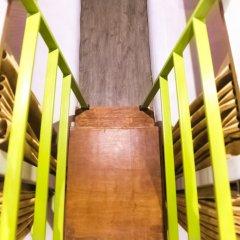 Отель Glur Bangkok Кровать в общем номере двухъярусные кровати фото 29