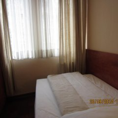 Hotel Haus Rheinblick Дюссельдорф комната для гостей фото 2
