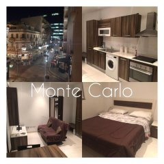 Апартаменты Paceville Montecarlo Apartments Сан Джулианс комната для гостей фото 3