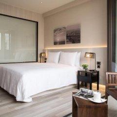 Отель Riverview Suites Taipei 3* Стандартный номер с различными типами кроватей фото 4