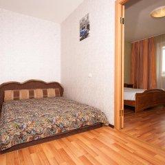 Гостиница Эдем Советский на 3го Августа Апартаменты с различными типами кроватей фото 11