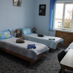 Отель Guest House Crocus Бишкек комната для гостей фото 5
