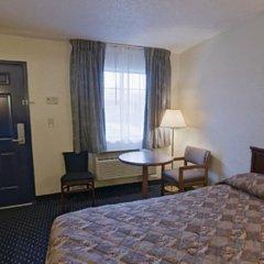 Отель Americas Best Value Inn Fort Worth/Hurst 2* Стандартный номер с различными типами кроватей фото 4