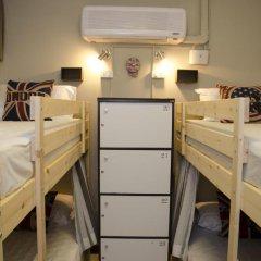 I-Sleep Silom Hostel Семейный номер категории Эконом с двуспальной кроватью фото 7
