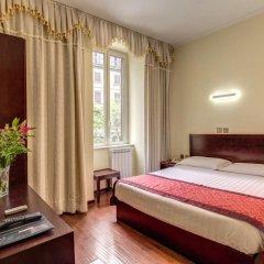 Отель B&B Leoni Di Giada 3* Стандартный номер с двуспальной кроватью фото 2