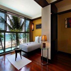 Отель Andaman White Beach Resort 4* Люкс с различными типами кроватей фото 5