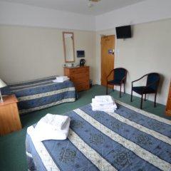 Отель Stover Lodge комната для гостей