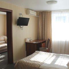 Гостиница AMAKS Центральная Стандартный номер 2 отдельными кровати фото 21