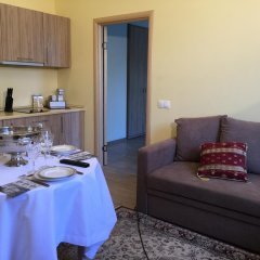 Отель Résidence Rotundo Апартаменты с различными типами кроватей фото 18