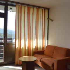 Отель Samokov 3* Улучшенный номер с различными типами кроватей фото 5