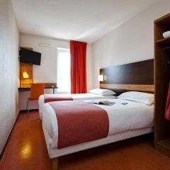 Отель Premiere Classe Lyon Centre - Gare Part Dieu 2* Стандартный номер с различными типами кроватей