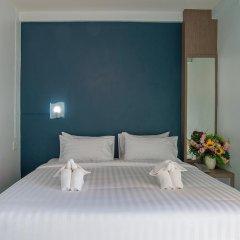 Отель Lada Krabi Express 3* Стандартный номер с различными типами кроватей фото 12