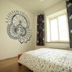 Хостел Ура рядом с Казанским Собором Номер с общей ванной комнатой с различными типами кроватей (общая ванная комната) фото 19