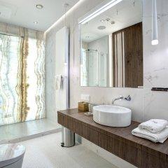 Отель Apartamenty Sky Tower ванная