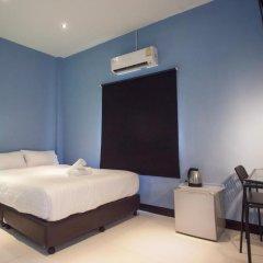 Отель The Mix Bangkok - Phrom Phong 3* Стандартный номер с различными типами кроватей фото 17