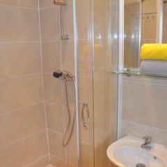 Апартаменты Prater Messe Apartments ванная