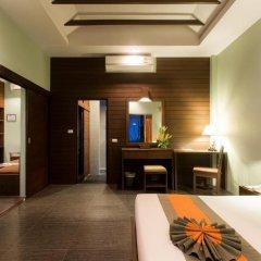 Отель Baan Chaweng Beach Resort & Spa 3* Люкс с видом на пляж с различными типами кроватей фото 9