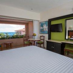 Отель Barcelo Huatulco Beach - Все включено 4* Номер Делюкс с различными типами кроватей фото 5