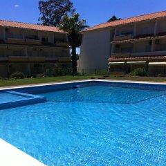 Отель Apartamentos Nautilus Португалия, Виламура - отзывы, цены и фото номеров - забронировать отель Apartamentos Nautilus онлайн бассейн фото 2