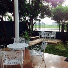 Отель Salubrious Resort Анурадхапура бассейн