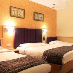Eurotraveller Hotel Premier Tower Bridge 3* Улучшенные апартаменты с различными типами кроватей фото 7