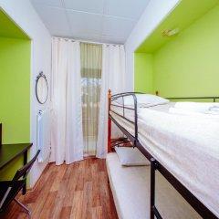 Хостел Берег Кровать в общем номере фото 19