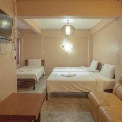 Отель Smile Buri House 3* Стандартный номер фото 11