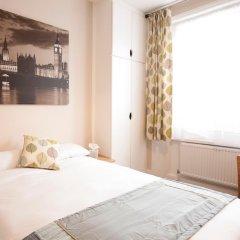 United Lodge Hotel & Apartments 3* Улучшенная студия с различными типами кроватей фото 2