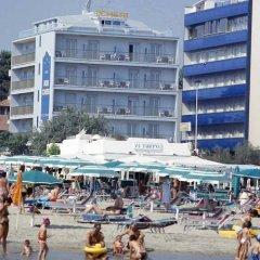 Hotel Mon Cheri пляж фото 2