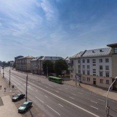 Апартаменты Бора Бора 2 Минск балкон