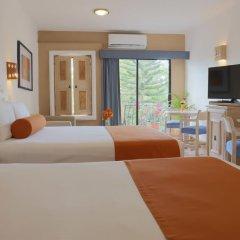 Flamingo Vallarta Hotel & Marina комната для гостей фото 4