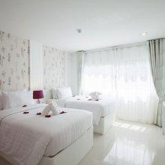 Tuana Patong Holiday Hotel 3* Стандартный номер с двуспальной кроватью фото 3