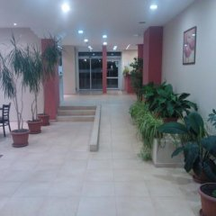Отель Carina Beach Aparthotel - Free Private Beach интерьер отеля
