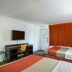 Отель Motel 6 Vicksburg, MS 2* Стандартный номер с различными типами кроватей фото 5