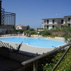 Отель Parco Meridiana Италия, Скалея - отзывы, цены и фото номеров - забронировать отель Parco Meridiana онлайн бассейн