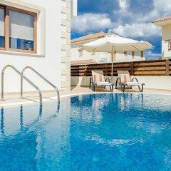 Отель Oceanview Villa 165 бассейн