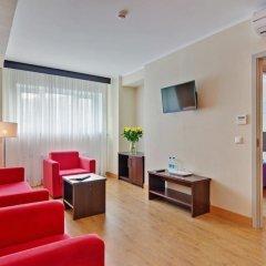 Гостиница Севастополь Модерн 3* Стандартный семейный номер 2 отдельными кровати фото 7
