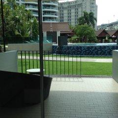 Отель Marsi Pattaya Стандартный номер с различными типами кроватей фото 5