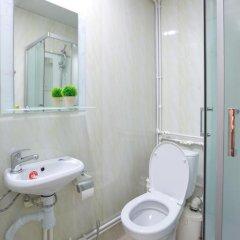 Хостел GORODA Москва ванная