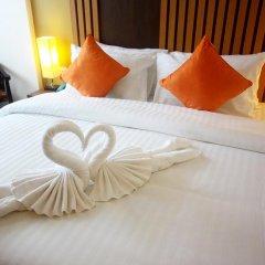 Отель Breezotel Стандартный номер с двуспальной кроватью фото 11