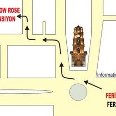 Yellow Rose Pansiyon Турция, Канаккале - отзывы, цены и фото номеров - забронировать отель Yellow Rose Pansiyon онлайн интерьер отеля фото 3