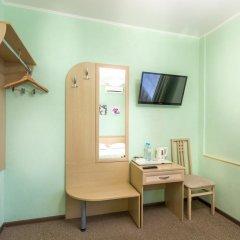 Мини-Отель Апельсин на Комсомольской 2* Стандартный номер с двуспальной кроватью фото 3