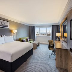 DoubleTree by Hilton Hotel Glasgow Central 4* Стандартный номер с различными типами кроватей фото 3