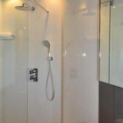 Отель Apartamentos El Palacete de Ainsa ванная фото 2