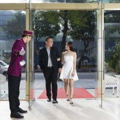 TTC Hotel Deluxe Saigon спортивное сооружение
