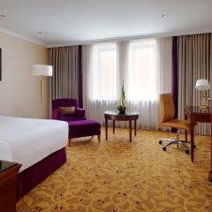 Гостиница Марриотт Москва Ройал Аврора 5* Номер Делюкс с разными типами кроватей фото 6
