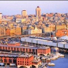 Отель 44 Nord Suite Genova Генуя балкон